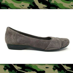 CLARKS Collection Fabric Ballet Flats
